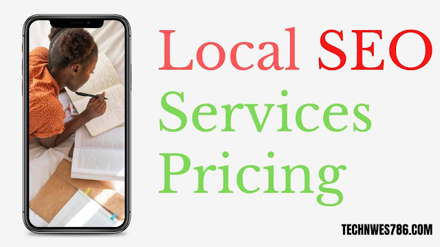 How Much Does Local SEO Services Pricing