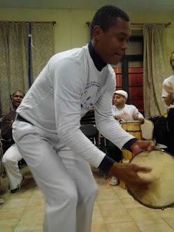 Capoeira Angola Reliquia De Espinho Remoso Contramestre Fantasma - 1