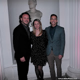 WWW.ENTSIMAGES.COM -    Alan Mcvitty, Marta sestieri and Hameed Hani at    Royal State Bed - launch party at The Orangery, Kensington Palace,  London March 21st 2013  ( Bed brand Savoir Beds unveil new Royal State Bed, designed ahead of the the brands sponsorship of Hampton Court Palace exhibition Secrets of the Royal Bedchamber) .                                                  Photo Mobis Photos/OIC 0203 174 1069