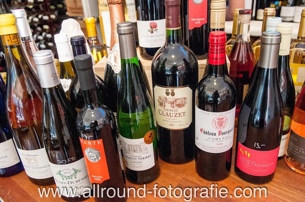 Bedrijfsreportage Wijnhandel B.J. de Logie (Amsterdam, Noord-Holland) - 03