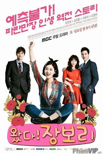 Jang Bori Có Mặt! - Jang Bori Is Here! poster