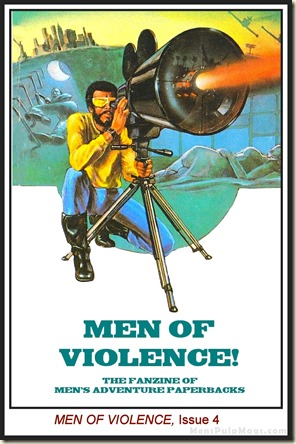 MEN OF VIOLENCE, Issue 4 wm