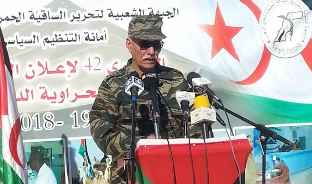 Brahim Ghali: l'adhésion du Maroc à l'UA, une reconnaissance de la réalité sahraouie