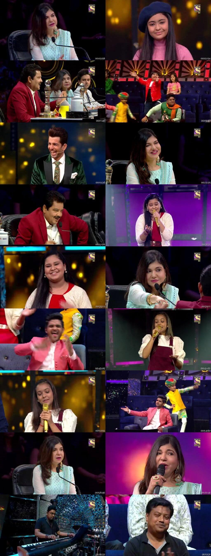 Screenshots Of Hindi Show Superstar Singer 28th September 2019 Episode 27 300MB 480P HD