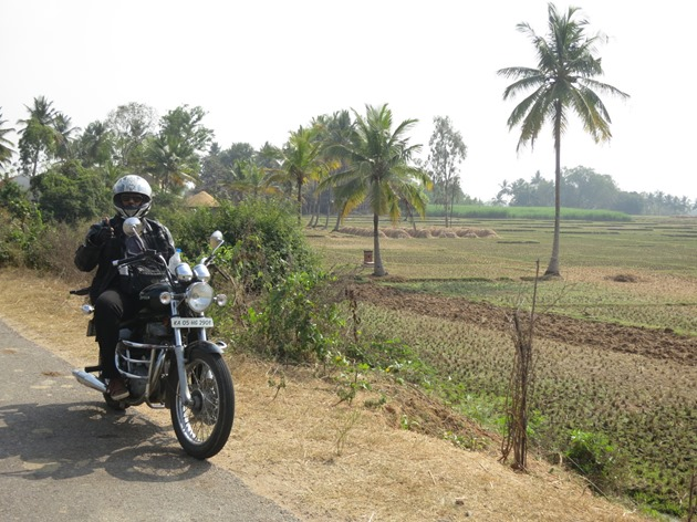 My motorycle - my best travel partner
