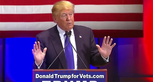 New poll says Trump 'more trustworthy' than Clinton