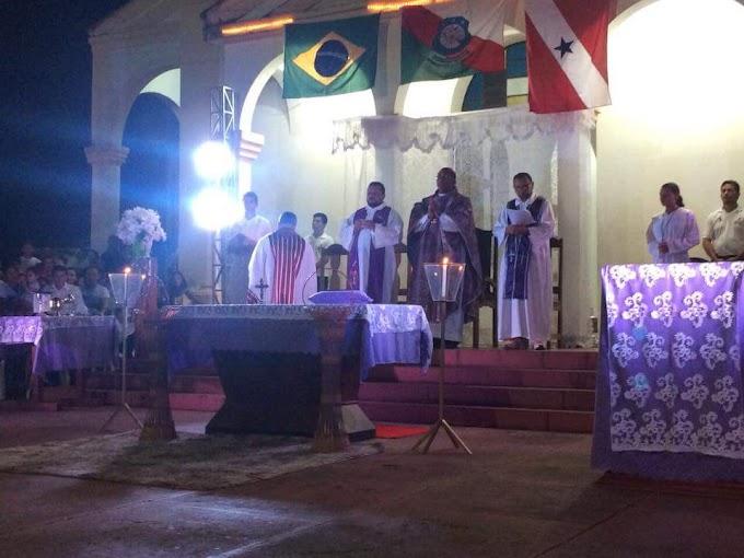 Missa homenageia vítimas de naufrágio em Porto de Moz