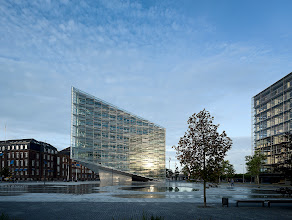 Photo: The Crystal by schmidt hammer lassen architects   photo: © schmidt hammer lassen architects  visit Dailytonic for more details: www.dailytonic.com/the-crystal-by-schmidt-hammer-lassen-architects-dk