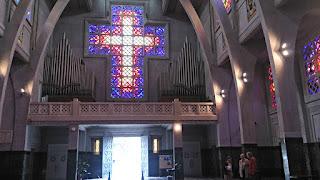 Visite de notre église Saint-Jean-Baptiste à Bruxelles Molenbeek-Saint-Jean mardi 28 juillet 2015 (3)