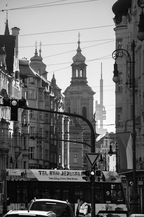Street, Prague