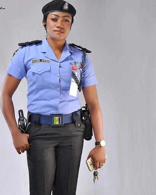 If All Cops Can Dress Like This, I Will Move Back To Naija