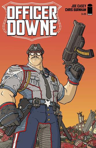 Officer Downe - Cảnh Sát Thây Ma