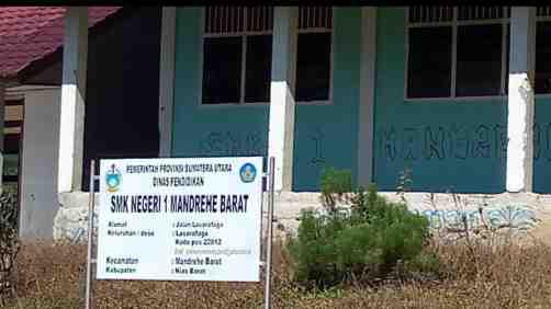 Anggota DPRD Provinsi Sumatera Utara Angkat Bicara Soal SMKN 1 Mandrehe Barat