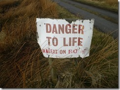 danger to life