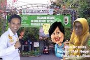 PJI-Demokrasi Riau Minta Kadisdik Riau Nonaktifkan Wan Roswita, Berikut Alasannya!