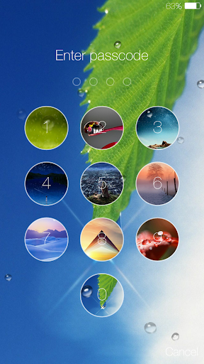 Lock screen(live wallpaper) 4.8.7 screenshots 18