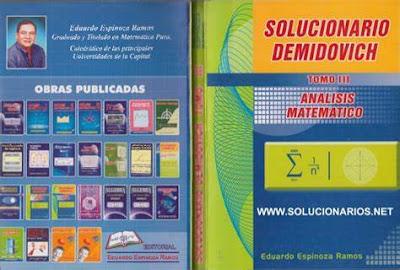 Solucionario Demidovich tomo III - PDF