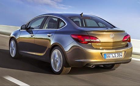 2015 Model Opel Astra Sedan Fiyatları