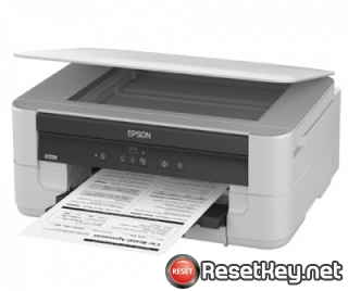 Resetting Epson K200 printer Waste Ink Pads Counter