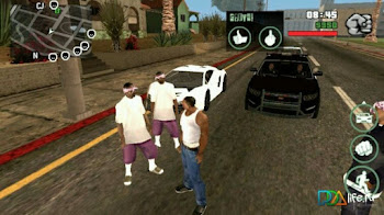 Grand Theft Auto: San Andreas screenshot