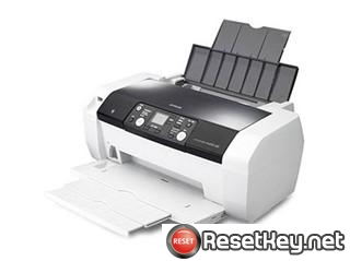 Reset Epson ME-20 printer Waste Ink Pads Counter