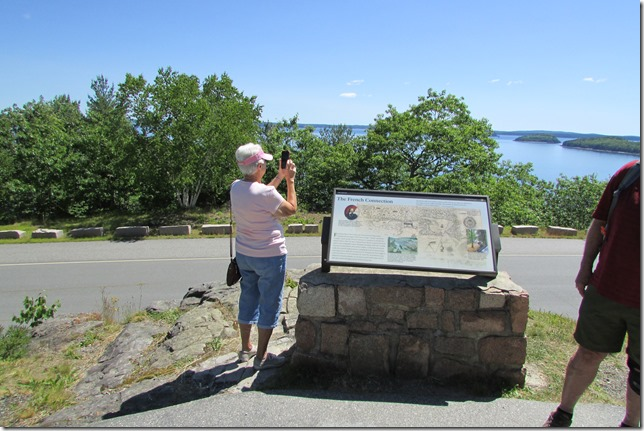 Frenchmen's Bay Overlook