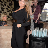 WWW.ENTSIMAGES.COM -    Lauren Goodger  at     The Bloggers Love Collection - fashion show The Penthouse, 1 Leicester Square, London August 22nd 2013                                                   Photo Mobis Photos/OIC 0203 174 1069