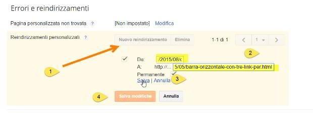 reindirizzamento-blogger
