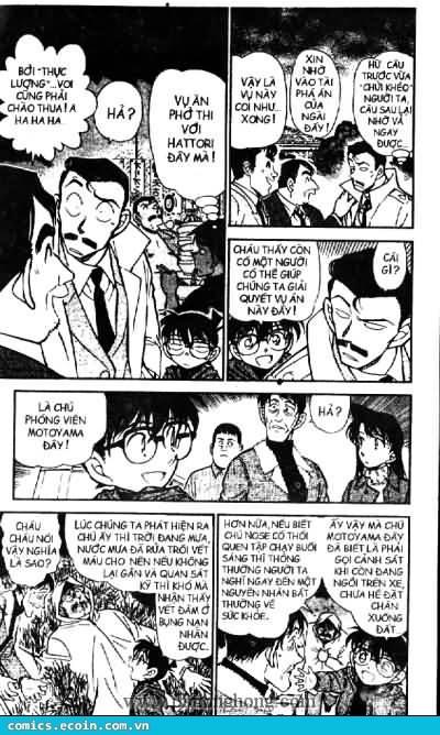 Detective Conan Chap 464 - Truyen.Chap.VN