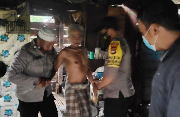 Pria Juna Asal Tanjonge Marioriaja Diamankan Aparat Kepolisian dan TNI, Ini Penyebabnya
