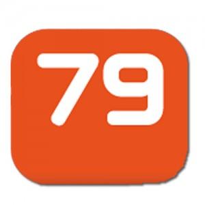 Logo Canal 79 Mar del Plata