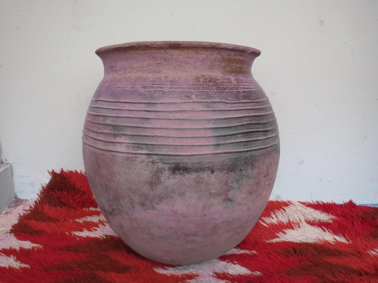 Antique Pottery Vessel 1