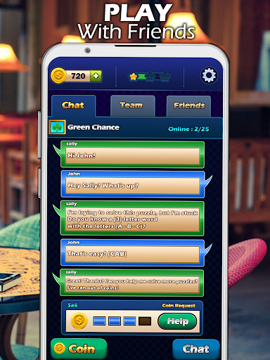 CrossWord Puzzle - Free Online Word Games & Chat  screenshots 16