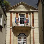 Hôtel de ville : porte latérale