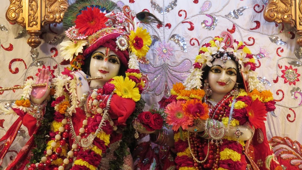 ISKCON Vallabh vidhyanagar Deity Darshan 09 jan 2017 (1)