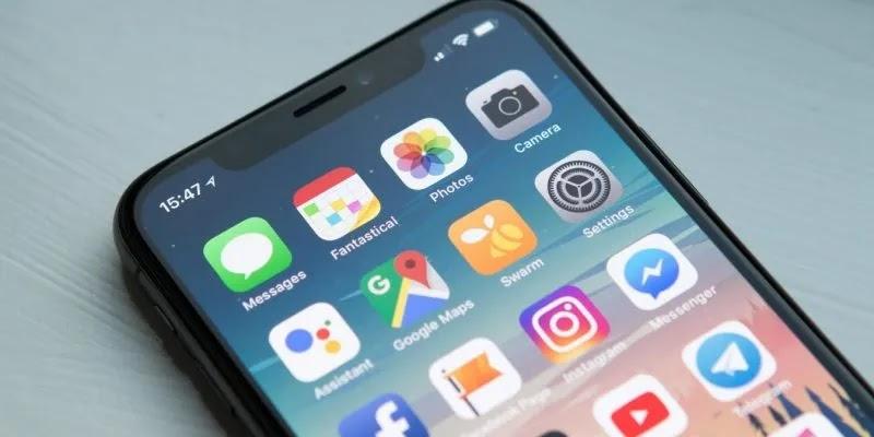 استعادة التطبيقات المحذوفة فون المميز