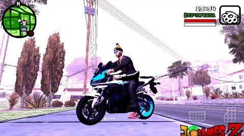 SAIU!! NOVO GTA BRASIL ESTILO MOTOVLOG PARA CELULARES ANDROID (APK+ DATA) SUPER LITE + DOWNLOAD