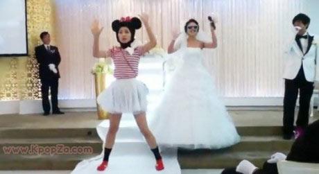 สุดๆ ของคลิปแต่งงานในชื่อชุด 'Magic Girl' วง Orange Caramel