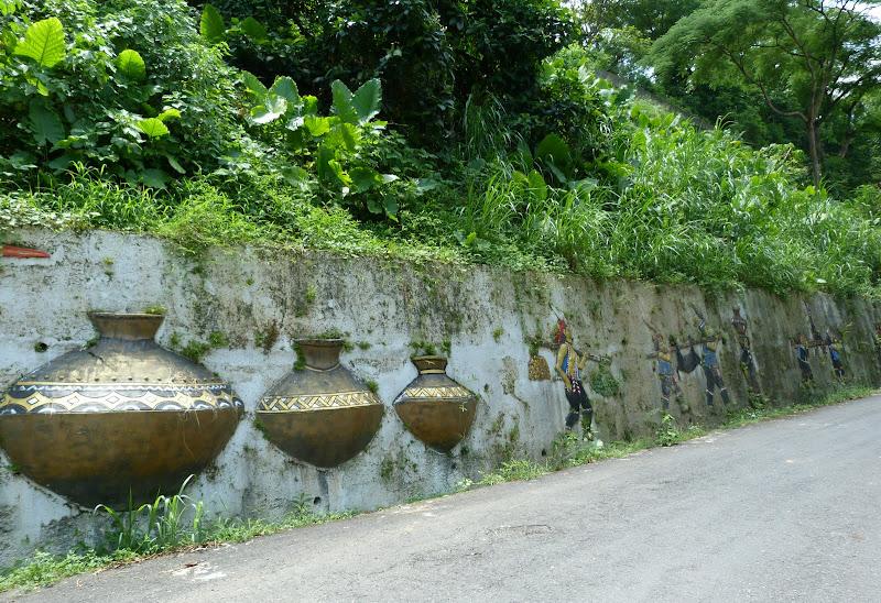 Tainan County.De Dona village à Meinong via Sandimen en scooter.J 12 - P1220578.JPG