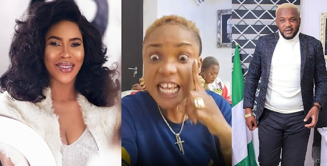 """""""You are indeed a classless woman"""" - Faithia Williams Gets Under Fire For Appearing in Yomi Fabiyi's Oko Iyabo Film"""
