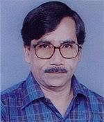 Photo: Prof. Nazmul Haque - founder of Panchagarh Rocks Museum