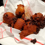 fried death chocolates in Vancouver, British Columbia, Canada
