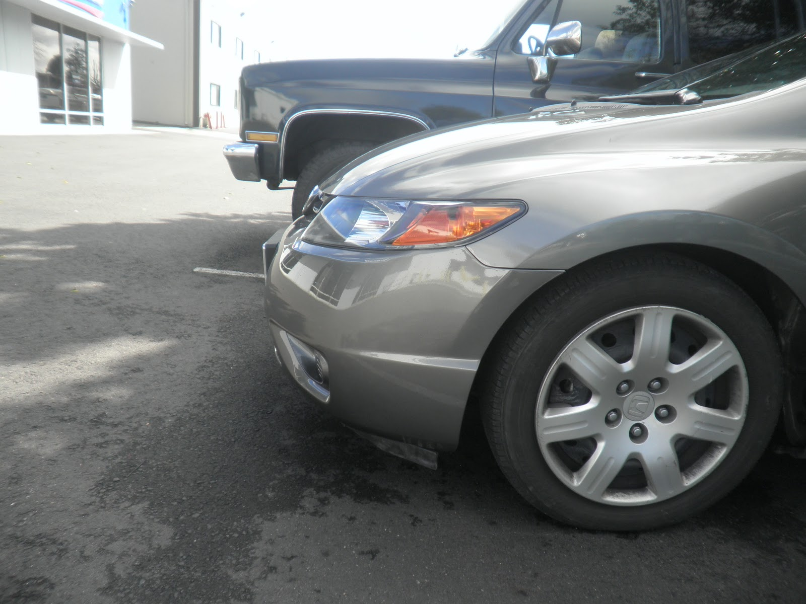 Auto body collision repair car paint in fremont hayward for Honda car repair