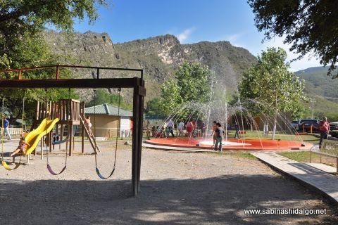 Parque recreativo La Turbina de Sabinas Hidalgo, Nuevo León