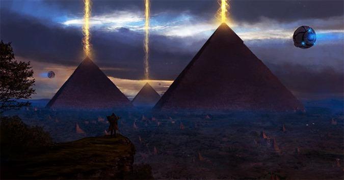 Os russos descobrem os segredos das pirâmides. Aqui está o que eles encontraram