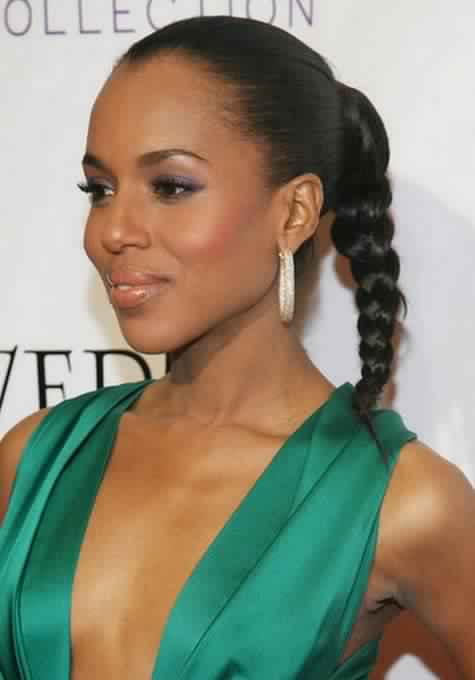 African American Ponytail Hairstyles for Prom 2018