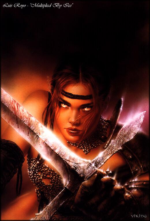 Multip, Magick Warriors 3