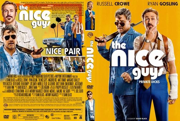 The Nice Guys – Latino, Inglés