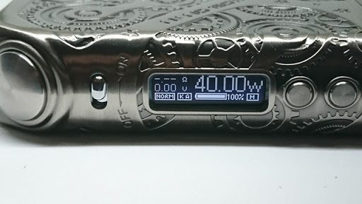 DSC 2728 thumb%25255B2%25255D - 【MOD】中華マスプロMOD「DOVPO ROGUE100 MOD」「TESLACIGS NANO 120W MOD」同時レビュー。100Wオーバーのハイパワー温度管理マシン!【爆煙/BOX MOD】