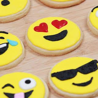 Emoji Cookies .